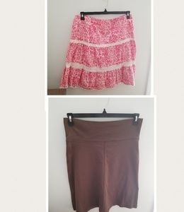 SALE. Hawaiian Skirt Combo
